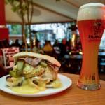 Los bares de Plaza Ñuñoa también tienen su Fiesta de la Cerveza