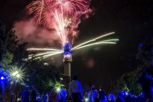Donde Ver Fuegos Artificiales Para Celebrar El Ano Nuevo Finde