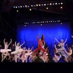 Ballet gratis en el Parque Bicentenario