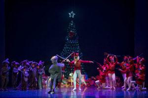 El ballet clásico de la Navidad