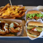 Streat Burger las hamburguesas que llegaron al Parque Arauco