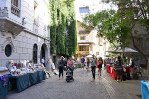 Brunch y cata de vinos por Lastarria