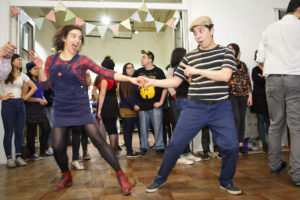 Gratis: Toda una semana para bailar lindy hop