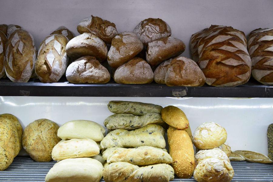 Clases de panadería