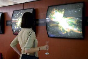Estrellas & Burbujas en el Planetario: El Universo y una copa te esperan este sábado