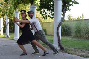 Gratis: ¡Bailar swing en el Parque Bustamante!