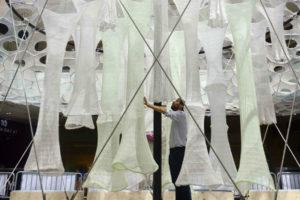 """Gratis: Lumen, una """"plaza"""" musical premiada por el MoMa"""