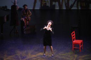 Edith Piaf revive en Las Condes con un musical