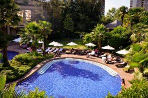 Un tour por las piscinas más refrescantes del verano
