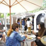 Tocatas gratis en una plaza veraniega de Cumming