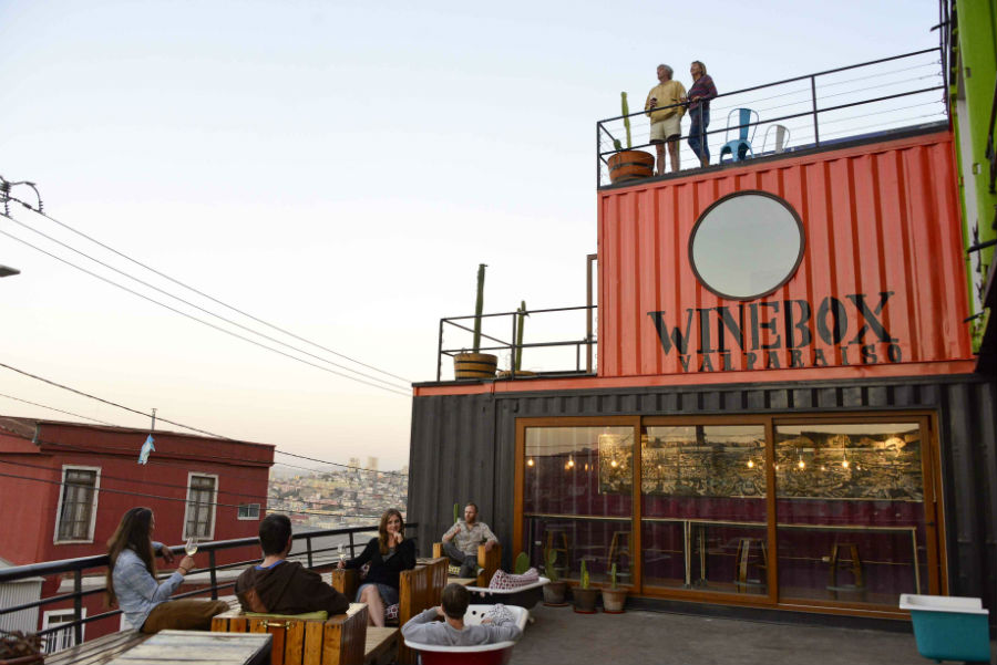 Winebox Valparaíso