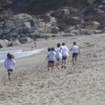 Correr en familia en Puerto Velero