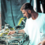 Una fiesta al estilo Ibiza en Espacio Broadway