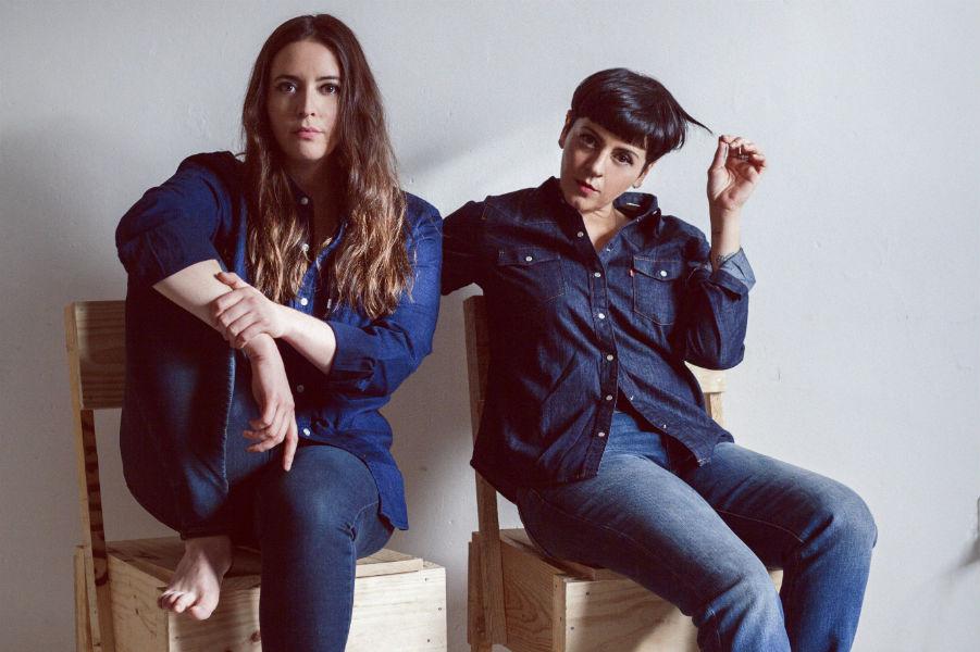 Paloma Salas + Jani Dueñas