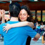 Una noche para bailar tango en Espacio Diana