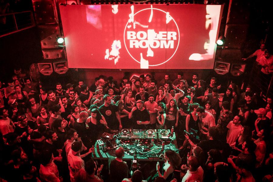 BUDx Boiler Room Chile