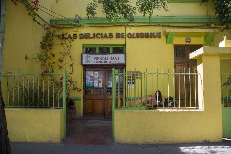 Las Delicias de Quirihue