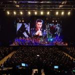 Elvis Presley con orquesta
