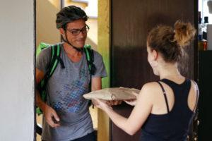 Los mejores restaurantes de Uber Eats en Santiago