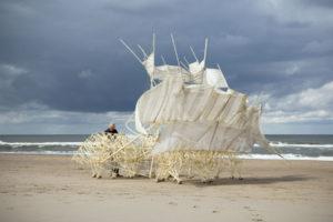 Algoritmos del viento | Theo Jansen