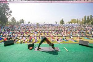 Todo un día para relajarse con yoga