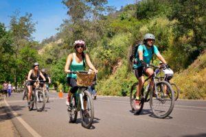 Celebre el Día Mundial de la Bicicleta pedaleando por Santiago