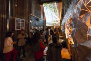 Piloto Galería: Arquitectura y cocina callejera en Lastarria