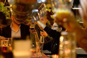 KrossBar, el nuevo hit cervecero de Providencia
