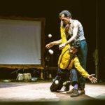 Circo contemporáneo + ilustraciones en el GAM