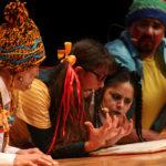 Pequelia: una obra de teatro familiar que enseña a comer bien