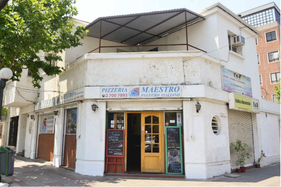 Pizzería Italia: Maestro Pizzero