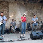 Gratis: conciertos pop en un galpón del Persa Biobío