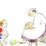 Gratis: La muestra de la ilustradora de Papelucho