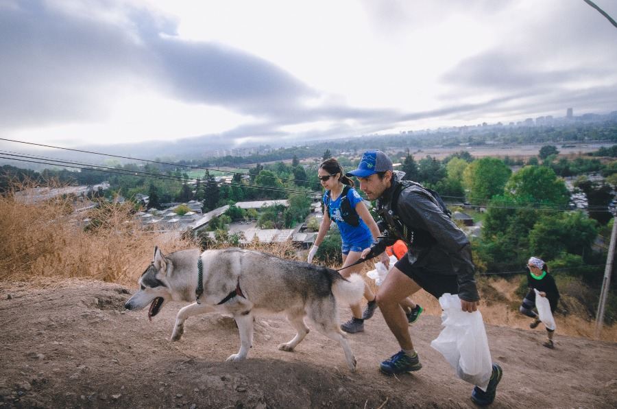 Plogging Parque Cordillera