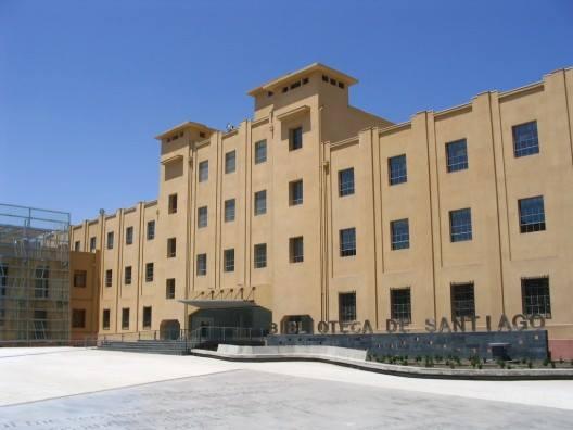 Biblioteca de Santiago- Matucana