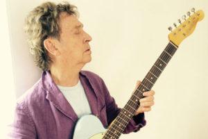 Qué trae Andy Summers, el legendario guitarrista de The Police