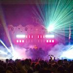 El Teatro Cariola se transforma en club electrónico