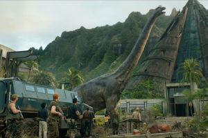 Jurassic World: El Reino Caído, dinosaurios en peligro