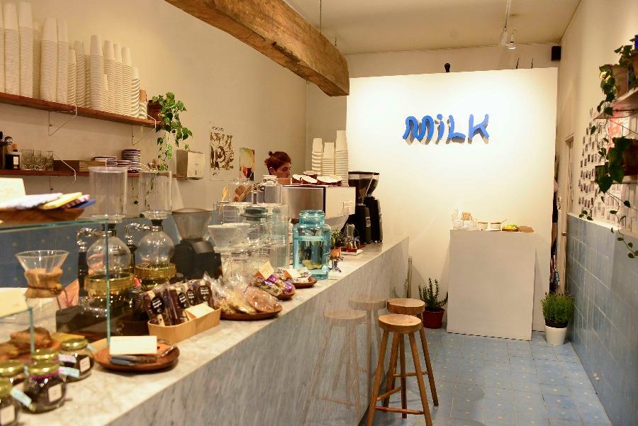Milk Coffee Bar