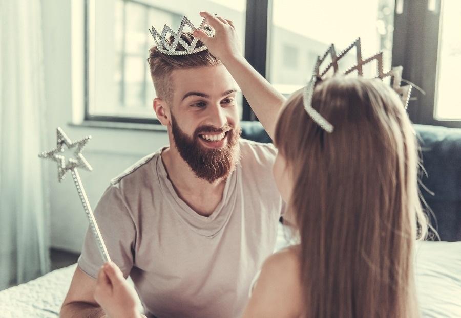 Una corona para papá