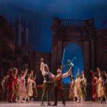 Don Quijote baila en el Teatro Municipal de Las Condes