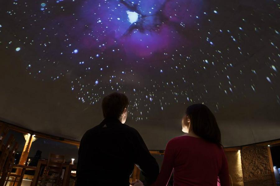 Tour por el Observatorio Pailalén