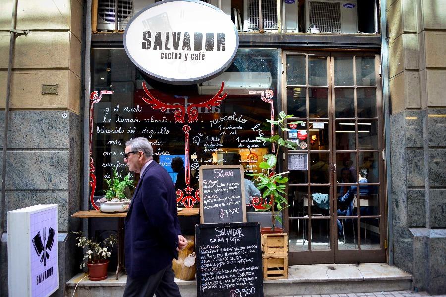 Salvador Cocina y Café