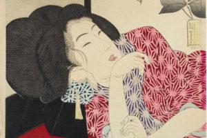 Mundo flotante del período Edo