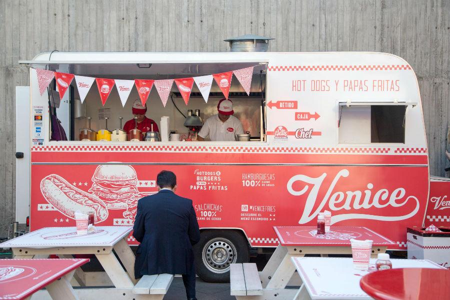 Venice Fries and Hotdogs