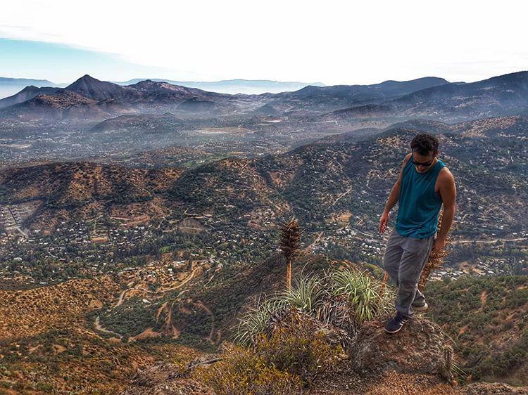 Trekking en Chile: cerro Pochoco