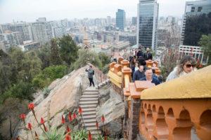 Cerro Santa Lucía: por qué hay que visitar este parque en altura