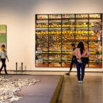 Grandes Artistas Latinoamericanos en el centro cultural La Moneda