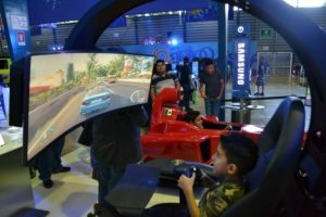 Hot Wheels City, El Evento