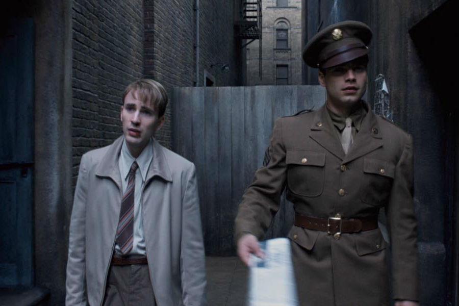 Película Capitán America: El Primer Vengador